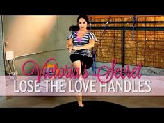 Lose your love handles workout