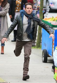 Sean Maguire on ONCE UPON A TIME Season 4 set - JANUARY 27, 2015