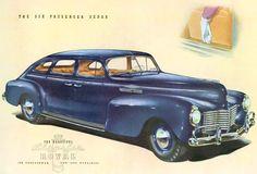 1940 Chrysler Royal Six Passenger Sedan