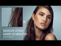 Tutorial Shows Quick, Effective Method For Managing Stray Hairs in Post