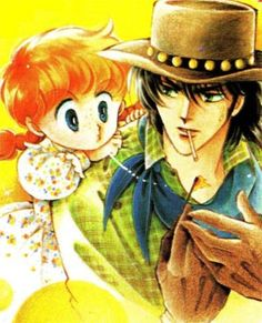Miriam Manga by Hikawa Kyoko ~ Not much for romance, but has good characters, comedy, and one kick-ass 8 year old!