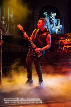 06/07/14 - Mayhem Festival, Mountain View (avenged sevenfold, a7x)