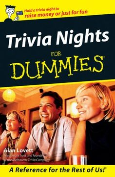 Supporting people living with MS has never been easier! Mega Swim and event Trivia nights- will never be the same!  This is a basic outline of a trivia night for fundraising. Keep an eye out for a copy either at your nearst book store or online.  Happy Fundraising!