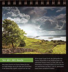 Lough Corrib, Irland, beschrieben von  Petra Dubilski.