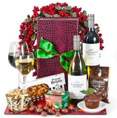 Image for Festive Treats with Rothbury Estate from Total Office National Hampers, Festive, Treats, Table Decorations, Image, Home Decor, Sweet Like Candy, Goodies, Decoration Home