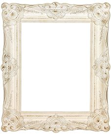 Antique White, Ornate, gorgeous shabby chic picture frame, wholesale to the trade, designer, standard size, wall frame, home decor, girl room, feminine picture frame, girly,   www.kendallhartcraft.com