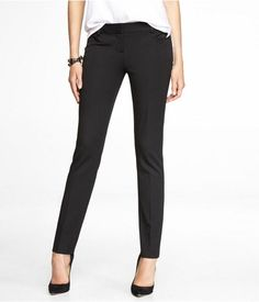 Womens Studio Stretch Slim Leg Columnist Pant from EXPRESS on shop.CatalogSpree.com, your personal digital mall.