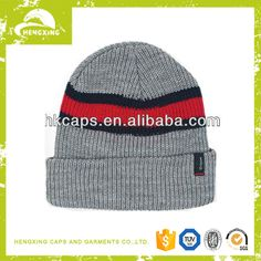 """""""Custom made knitted beanie hat,wholesale wool knitted winter hats"""""""
