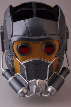 Guardians of the Galaxy Peter Quill Star-Lord helmet