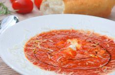 Geroosterde tomatensoep met mascarpone - Keuken♥Liefde