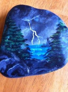 1000+ images about Painted Rocks Flowers & Trees & Such on ...
