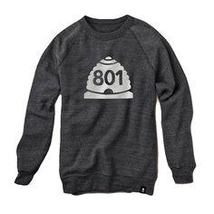 The 801 Sweatshirt - looks so comfy!