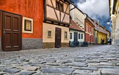 Zlatá ulička | The Golden Lane in Praha, Hlavní město Praha