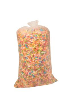 Biodegradable Coloured Packing Peanuts for boxes. Packability is an established packaging supplier, providing packaging items such as bubble wrap, postal bags, corrugated rolls and cardboard boxes Bubble Wrap Roll, Packaging Suppliers, Protective Packaging, Packaging Solutions, Biodegradable Products, Flask, Packing, Peanuts, Color