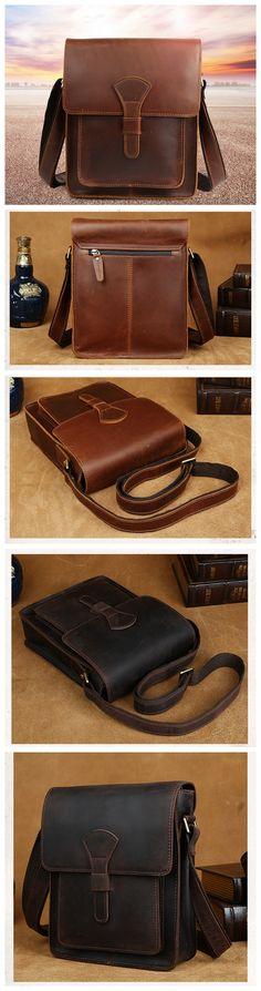 Men Good Quality Shoulder Bag Men's Travel Bags casual messenger Bags for Business