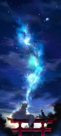 >>It's like the Milky Way is Madara's voice.