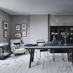 Colour: Dove grey - ELLE Decoration UK