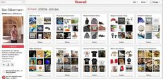 Pinterest: pinning your interests  Create boards around themes, share your brand visually and more
