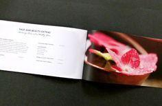 Hotel Madeline Spa Brochure   Paperspecs