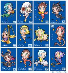 Zodiac by meago