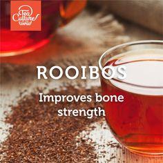 Rooibos improves bone strength