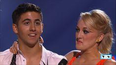 "So You Think You Can Dance - Tanisha & Nick ""I'm a Freak""   LIVE 7-2-14"