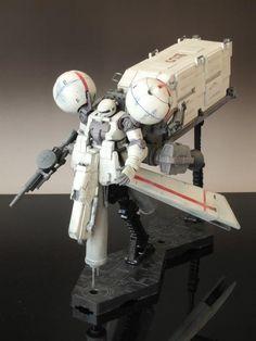 "Dra-C Rescue by ""sixx6"". #Gundam #GunPla"