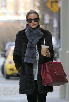 Olivia Palermo Photos - Olivia Palermo Gets Coffee - Zimbio