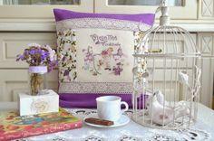 """Рукодельная сказка Анны Гречиха: """"Les violettes de Toulouse"""" и немного о новой книге Veronigue Enginger."""