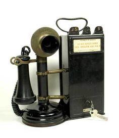 Teléfonos antiguos Imagen Red