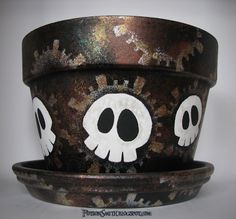 POTIONSMITH: Skull Pot