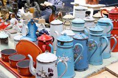 Antiques _ Paris _ Saint-Ouen _ Marché aux puces _ Mercado de pulgas _ St. Ouen _ Vintage Bohemian