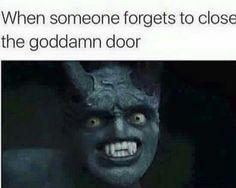 O god