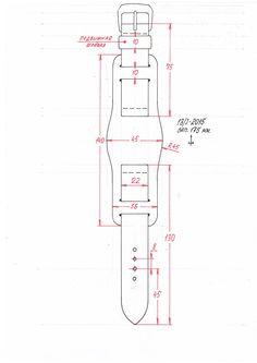 Ремешки от Line True Leather manufactory (