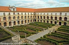 Mosteiro de Alcobaça - Portugal by Portuguese_eyes, via Flickr