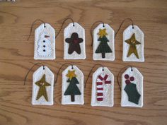 2011 Christmas Ornaments