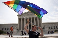 Supreme Court legalizes gay marriage in all 50 states in stunning 5-4 decision  6/26/15