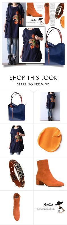 """""""JetSet shop!"""" by samra-bv ❤ liked on Polyvore featuring L'Autre Chose, Carbotti, Fall, chic, bag and autumn"""