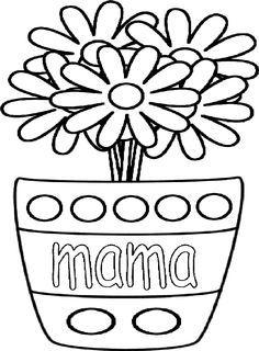 moederdag werkblad - Google zoeken