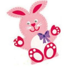 Baker Ross Easter Hand Puppet Craft Kit Pink Rabbit / Bunny & Yellow Chick New Listing in the Other,Model Kits,Toys & Hobbies Category on eBid United Kingdom | 132224717