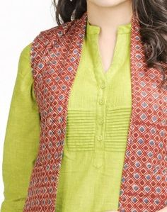 Jacket for kurti & jeans