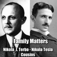 Met Nikola Tesla's Brillaint Cousin Nikola J Terbo - AETHERFORCE