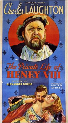 4/12/14  11:46p   The Academy Awards Ceremony 1934:  Charles Laughton  Best Actor Oscar  for   ''The Private Life Of Henry VIII''   1932-1933 He did not appear at  the ceremony.