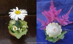"fruit and vegetable  flora arrangements | Fruit Carving Arrangements and Food Garnishes: Vegetable ""Pop Art ..."