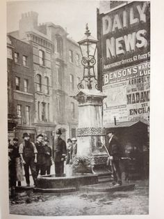 London, 1890s