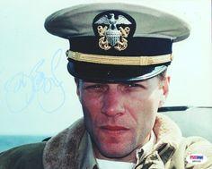 Jon Bon Jovi Autographed 8x10 Photo U-571 PSA/DNA