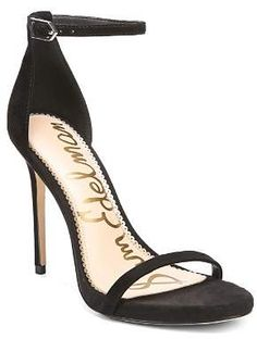 8c748a5fc55b1 Sam Edelman Women s Ariella High-Heel Ankle Strap Sandals