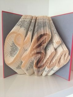 Ohio Folded Book by Reading With Scissors