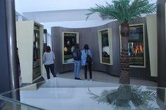 La misma exposición que se pudo ver en el Planetario de Madrid ha sido adaptada al Museo de la Evolución Humana.