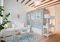 HOME INsight: Apartamento diáfano_ Ambiente veraniego